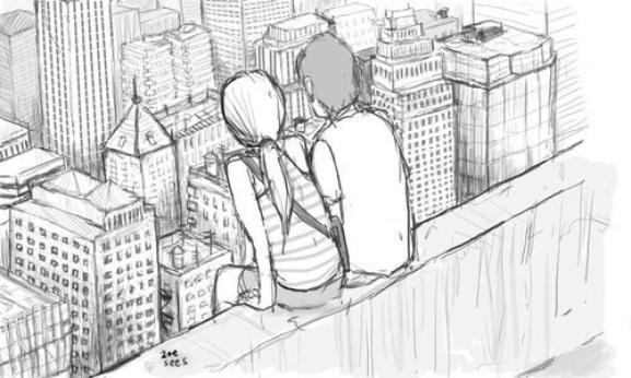 Ne pas Partir  ♥