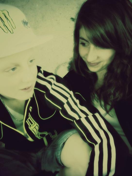 mon cousin ♥.