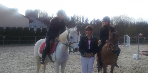 Certain oublie que l'équitation est un art, Or l'art n'existe pas sans amours !
