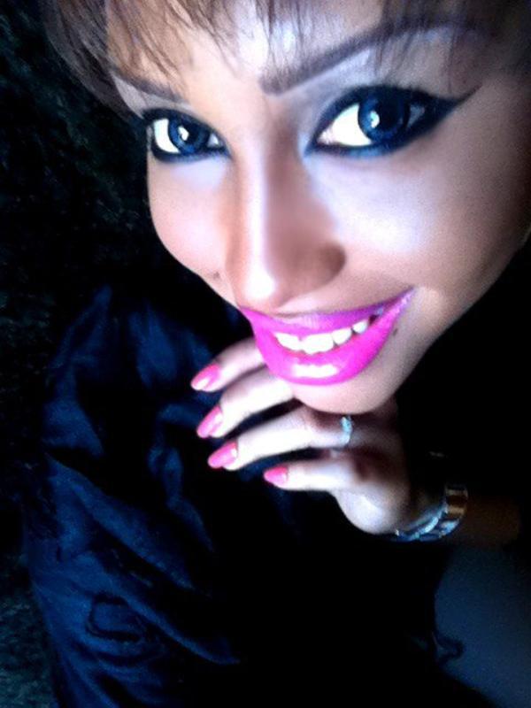 Make Up-Sexy Pink