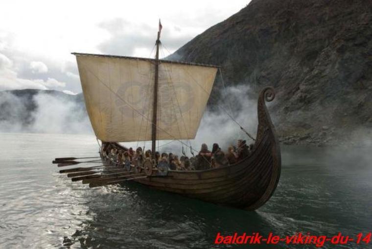 je suis fiére d'étre un viking