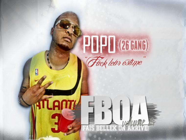 POPO/FUCK LEUR ESTIME/FBOA VOL 4