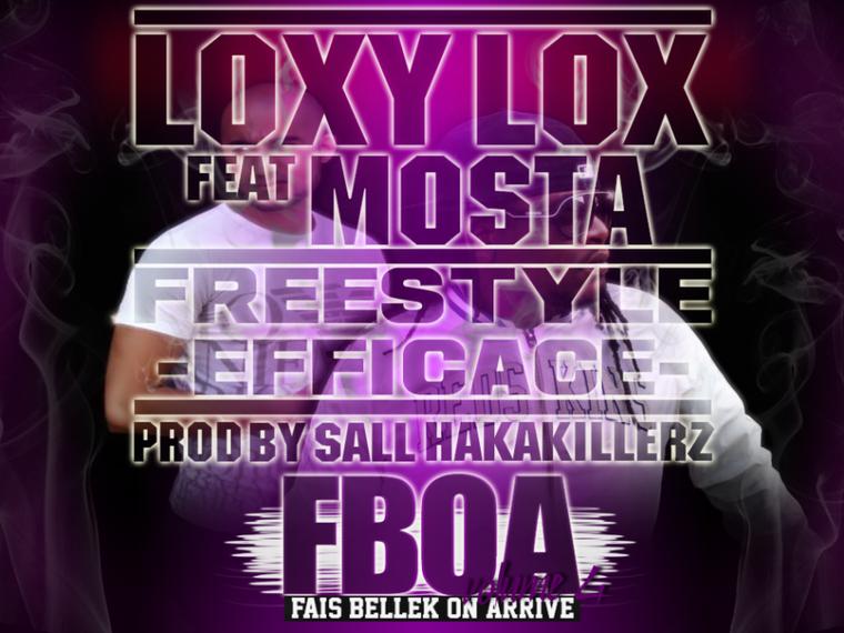 LOXYLOX FEAT MOSTA /FBOA VOLUME 4/PROD BY SALLHAKAKILLERZ