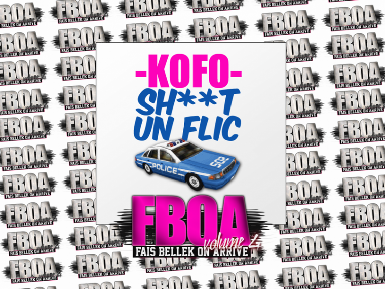 KOFO/SH..T UN FLIC/THE FRENCH TAILOR/FBOA 4