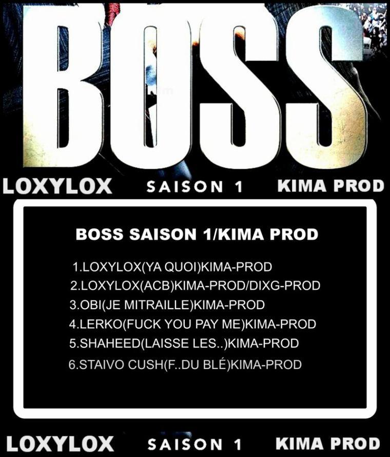 BOSS SAISON 1(KIMA PROD)