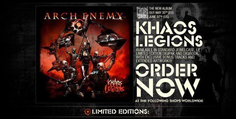 CREPOZOID LE MORBIDES ET DJ XU 666 ARCH ENEMYCHOW SLYDE METAL PICS