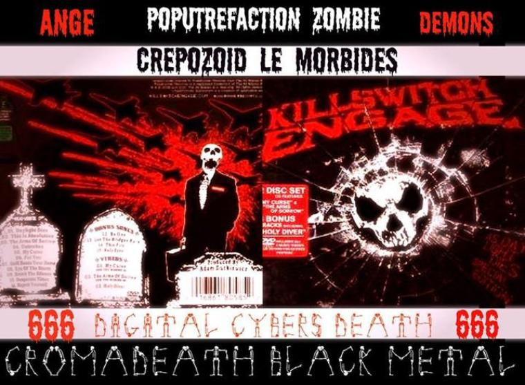 666 BLACK METAL 666