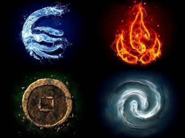 •Elementals... d'Okami Rein •