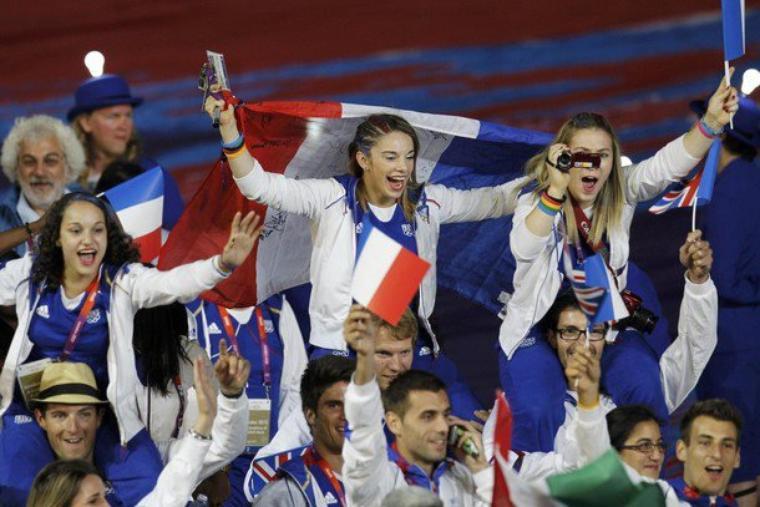 Jeux Olympiques 2012.♥