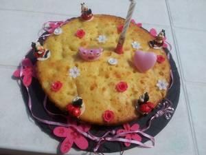 Kiumy: Gâteau sans façon