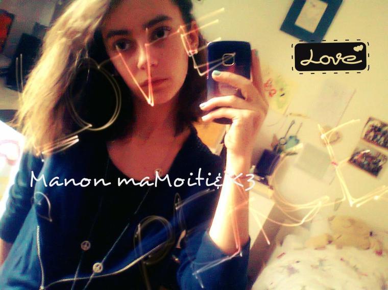 Manon maMoitié ♥