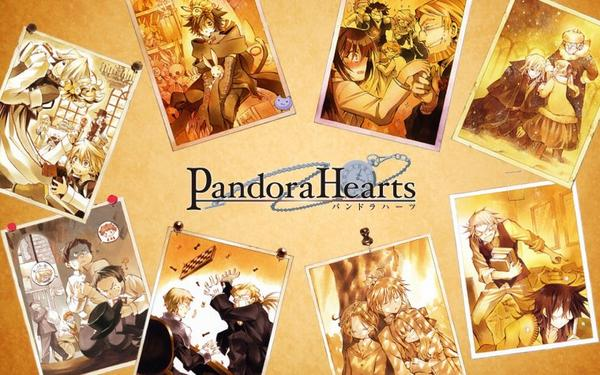 Fiction Pandora Hearts