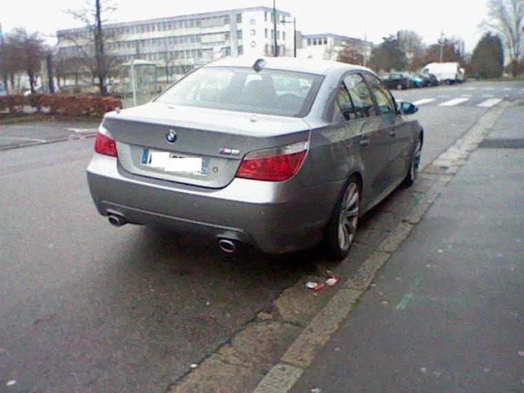 BMW série 5 Pack M e60(Brest)(28/12/10)
