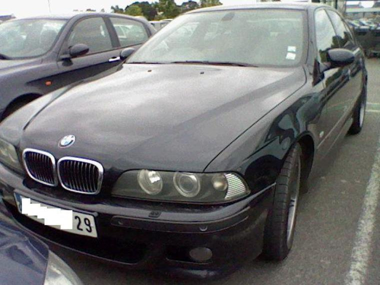 BMW M5(Morlaix)(28/05/11)