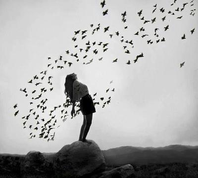 Le bonheur est un état d'esprit, pas une destination