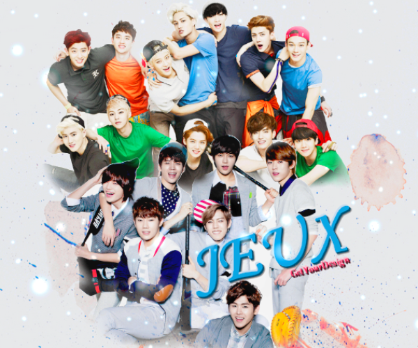 Jeux : EXO ~ Infinite