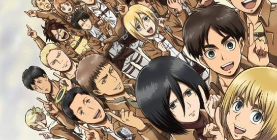 Shingeki No Kyojin ou L'Attaque des Titans