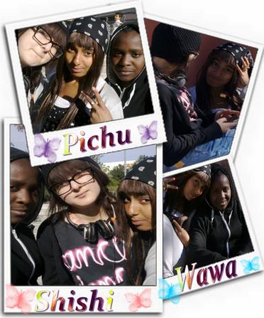 ★ Pichu,Shishi & Wawa ★
