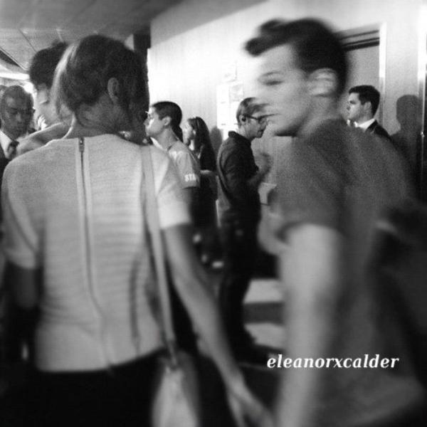 06/09/2012 - Eleanor et Danielle aux VMA avec les boys
