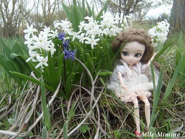 Séance photo de Mayumi dehors (Suite )