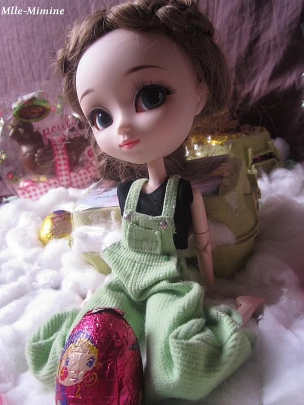 Mayumi à Pâques