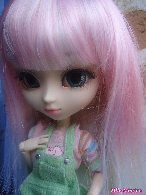 Avant première de la nouvelle wig de Mayumi !! <3