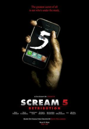 Plusieures questions sur Scream 5.