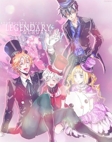 Karneval, un anime pour le moins charmant. [Fiche Animé]