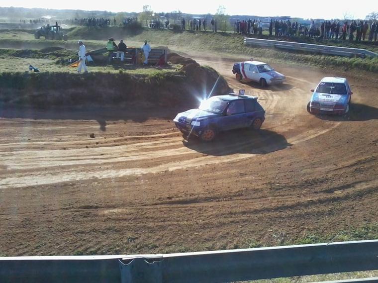 mon couzin toujour a l autocross