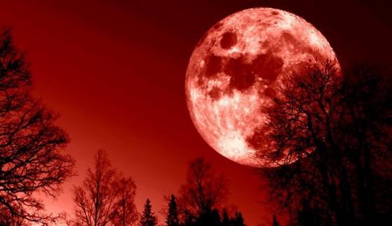 La bienveillance de la lune