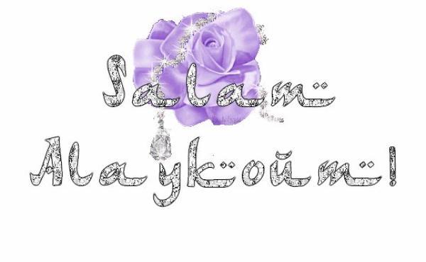 SALAM ALEYKOUM, JE VOUS SOUHAITE A TOUS LA BIENVENUE SUR MON BLOG. ENTREZ EN PAIX...