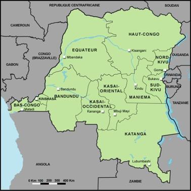 RDC aile EST: Le M23 forme le gouvernement !