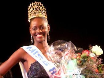 Après des promesses fallacieuses: Miss Congo 2012 abandonnée au Grand Hotel !
