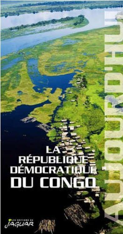 """Vient de paraître: """"La République démocratque du Congo aujourd'hui"""""""