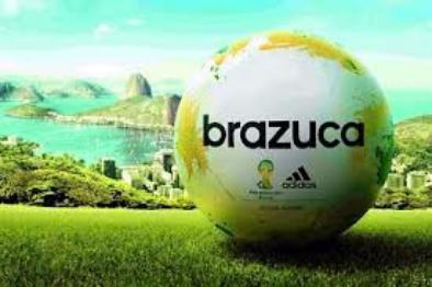"""""""Brazuca"""": le nom du ballon du Mondial 2014 au Brésil"""