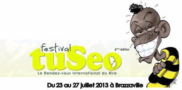 Didier Besongo va corriger les moeurs dans le rire à tuSeo 2013