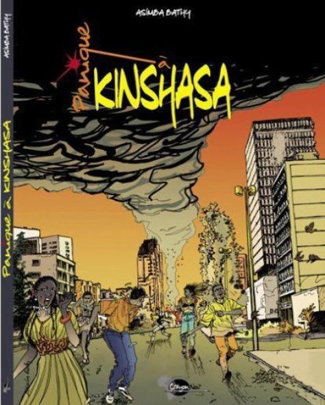 """BD: Asimba Bathy compte lancer l'album """"Panique à Kinshasa"""""""