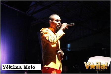 Slam:  Yekima Melo, défenseur d'un art qui se cherche à Kinshasa