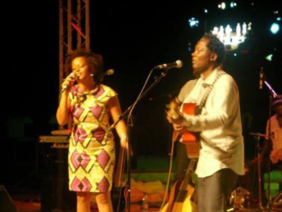 Lokwa Kanza offre aux kinois une soirée exceptionnelle