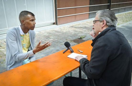 Stromae promet un concert à Kinshasa en 2015