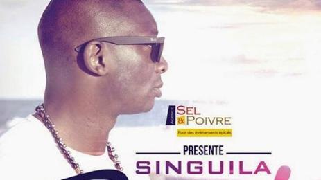 """Singuila """"Rossignol"""" fait vibrer Kinshasa"""