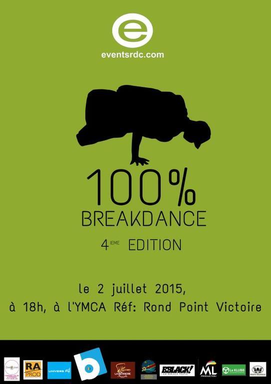 """Un groupe Tunisien sera présent au Festival """"100% Beak dance"""""""