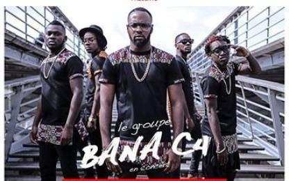 Bana C4 en concert « saison II » à Kinshasa
