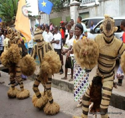 RDC : Vers  l'institution de la journée nationale du Folklore