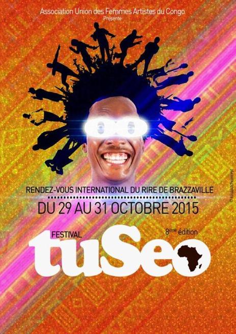 Brazzaville accueille bientôt son rendez-vous du rire, tuSeo !