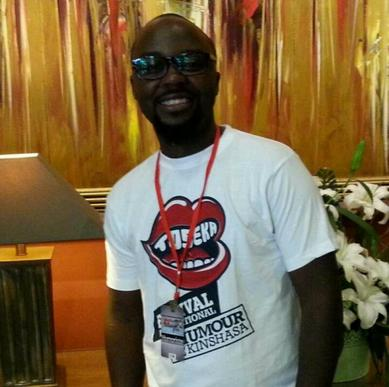 """Valery Ndongo: """"L'Humour en Afrique francophone manque des vraies strucures"""" (…) »"""