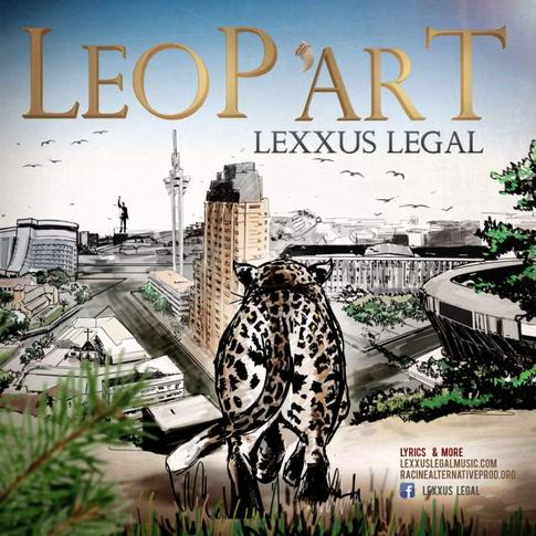 "Lexxus Legal ressurgit dans ""LeoP'Art"""