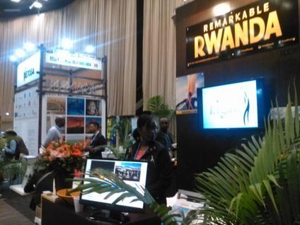 Tourisme en Afrique:  « La priorité, c'est l'infrastructure (…) » Aline Musoni