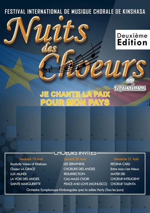 Festival « Nuits des ch½urs »  II s'active !