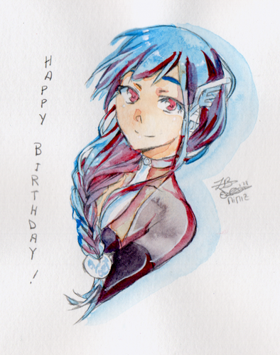 Happy Birthday ALYS !! ♥